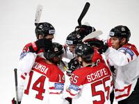 Стали известны все полуфиналисты чемпионата мира по хоккею