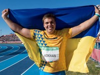 Кохан выиграл бронзу на World Athletics Continental Tour, установив личный рекорд