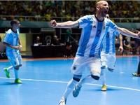 Россия – Аргентина 4:5 Видео голов и обзор матча ЧМ по футзалу