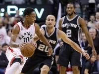НБА: Сан-Антонио разромил Торонто и другие матчи дня