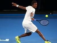Стал известен соперник Долгополова во втором раунде Australian Open