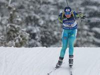 Украинка стала лучшим снайпером биатлонного сезона