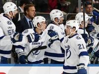 НХЛ: Тампа-Бэй обыграла Рейнджерс и другие матчи дня