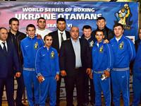 Тренер Украинских атаманов: Очень рад нашей стартовой победе в новом сезоне