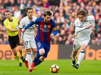Реал - Барселона: стали известны стартовые составы команд