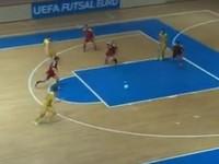 Бельгия - Украина 2:9: Видео голов отбора на Евро-2016 по футзалу