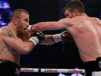 Хурцидзе нокаутировал Лэнгфорда и стал временным чемпионом мира