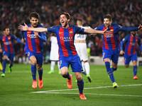 Барселона сотворила чудо, забив ПСЖ шесть голов