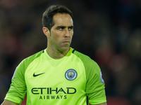Манчестер Сити намерен подписать нового вратаря