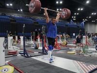 Украинец Чумак стал вторым на ЧЕ по тяжелой атлетике