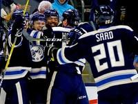 НХЛ: 16-я победа Коламбуса и другие матчи дня