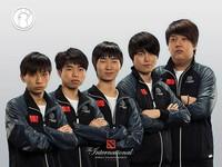 Китайские команды самые успешные в Dota 2