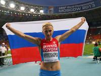 Российские легкоатлеты признали вину в нарушении антидопинговых правил