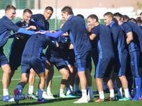 Динамо продолжает подготовку в Испании