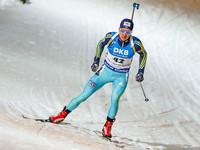 Семенов попал в пятерку лучших в спринте этапа Кубка мира
