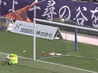 Красивый турбогол японского футболиста