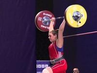 Украинка Кисиль завоевала серебро чемпионата Европы