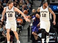 НБА: Финикс проиграл Сан-Антонио и другие матчи дня