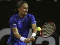 Долгополов не смог доиграть четвертьфинальный матч в Рио