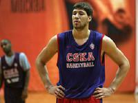 Украинский баскетболист Кравцов перешел в московский ЦСКА