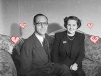 Маргарет и Дэнис Тэтчер: история любви