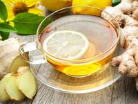 Имбирно-лимонный чай для похудения