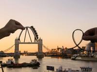 Бумажный город: новый взгляд на знаменитые достопримечательности