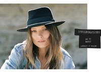 Модель Таня Рубан стала лицом коллекции Covernumberone
