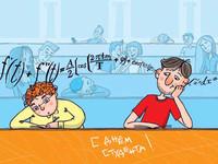 День студента: прикольные открытки
