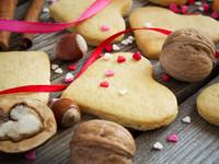 Печенье Сердечки: три рецепта на День святого Валентина