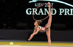 Кубок Дерюгиной: Украинки завоевали две бронзовые награды