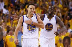 НБА: игроки Тандер и Уорриорз устроили потасовку на площадке