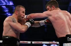 Хурцидзе стал временным чемпионом мира, нокаутировав Лэнгфорда