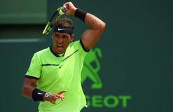 Рейтинг ATP: Надаль потерял 2 позиции, Нисикори в топ-5, прорыв Чорича