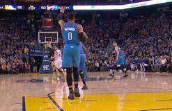 Самое вкусное: топ-10 моментов регулярного сезона НБА