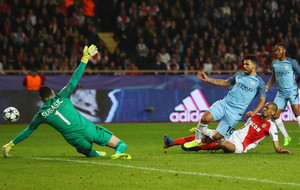 Монако – Манчестер Сити 3:1 Видео голов и обзор матча Лиги чемпионов