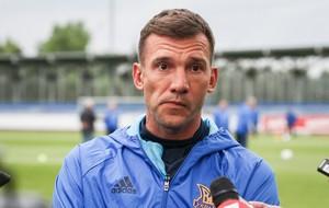Шевченко рассказал, почему игрокам сборной никогда не покажет свой Золотой мяч
