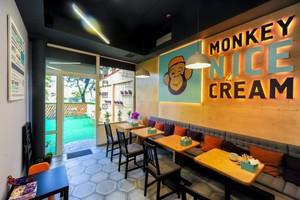 Monkey Nice Cream