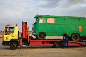 В Киеве Музей транспорта покажет более 100 ретромобилей