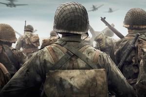 Вышел трейлер новой Call of Duty о Второй мировой
