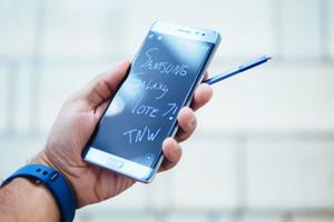 Samsung решила вернуть на рынок Galaxy Note 7