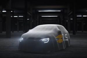 Новый Renault Megane RS засветился на видео