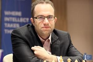 Украинский шахматист сыграл вничью с россиянином
