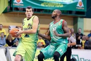 Украинский баскетболист сменил клуб в Румынии