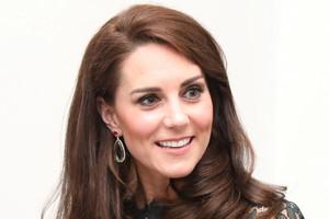 Роскошная Кейт Миддлтон восхитила элегантным нарядом