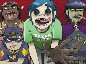 Gorillaz ��������� ������� �� ����� The Book of Murdoc