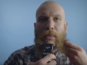 Иван Дорн сбрил бороду