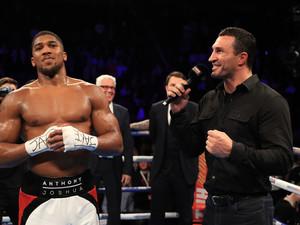 Джошуа: Бокс - это спорт молодых