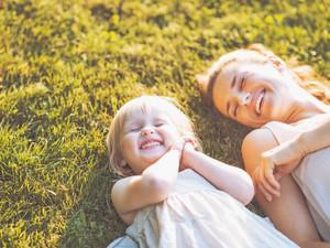 Девять правил счастливых мам