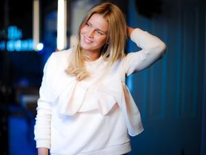 Катя Кузнецова о родном Киеве, дружбе в шоу-бизнесе и настоящей любви